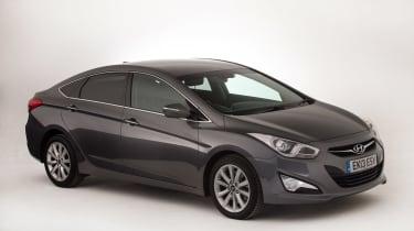 Used Hyundai i40 - front