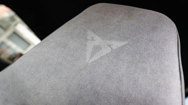 Cupra Born - Cupra seat badge