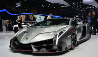 Lamborghini Veneno revealed