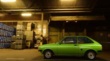 Ford Fiesta Mk1 - side