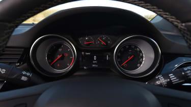 Vauxhall Astra diesel - speedo