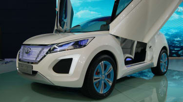 Great Wall Haval E concept