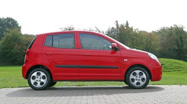 Used Kia Picanto - side