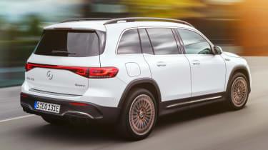Mercedes EQB - rear
