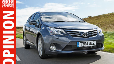 Opinion - Toyota Avensis