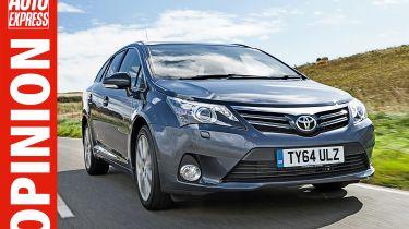 Opinion - Toyota Avensis