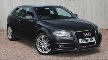 Used Audi A3 Mk2 - front