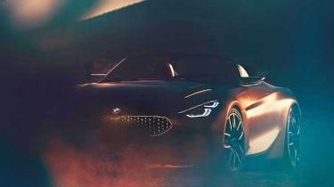 BMW Concept Z4 - teaser
