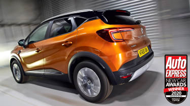 The Captur combines flexibility with ride comfort and composure that its rivals can't match, at a price that's hard to argue with.
