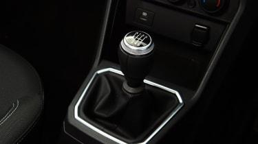Ford Fiesta - gear lever