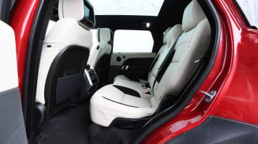 Range Rover Sport - Rear Seats