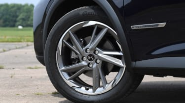 DS 7 Crossback - wheel