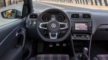 VW Polo GTI - cabin
