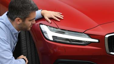 Volvo V60 - long termer first report Rich Ingram