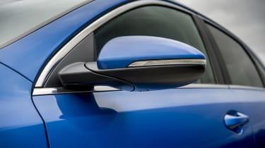 New Kia Ceed wing mirror