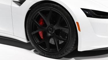 Tesla Roadster - wheel