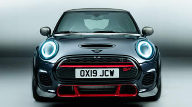 MINI John Cooper Works GP - full front