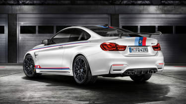 BMW M4 DTM Champion Edition - rear