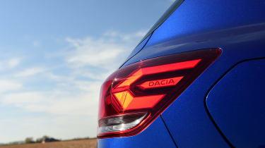 Dacia Sandero - rear light