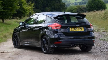 Used Ford Focus ST - rear