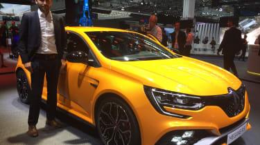 Frankfurt Motor Show 2017 - Renault Megane RS