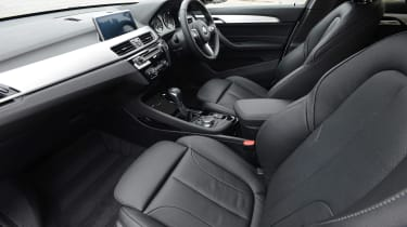 Used BMW X1 Mk2 - cabin