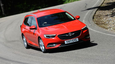 Vauxhall Insignia Sports Tourer - above