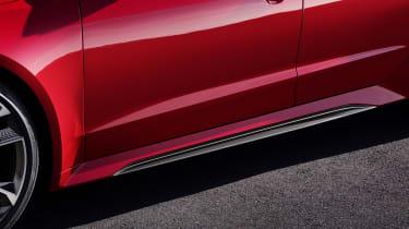 Audi RS 7 Sportback - sill