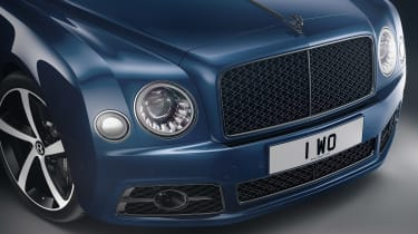 Bentley Mulsanne 6.75 edition - grille