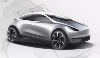 Tesla teaser
