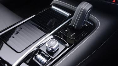Volvo S60 - centre console