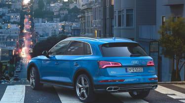 Audi Q5 PHEV - rear