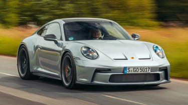 Porsche 911 GT3 Touring Package - front action