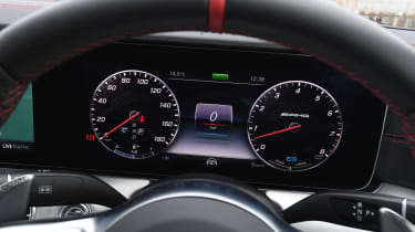 mercedes amg e53 coupe instruments
