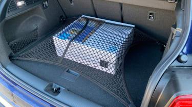 Audi Q2 35 TFSI long termer - final report cargo net