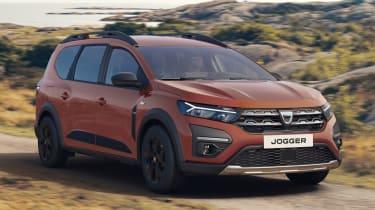 Dacia Jogger - front