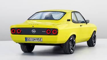 Opel Manta GSe ElektroMOD - rear static