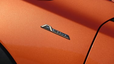 Ford Focus Active - badging