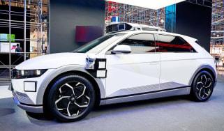 Hyundai EV at Munich 2021