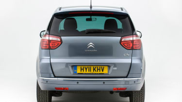 Used Citroen C4 Picasso - full rear