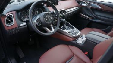 Mazda CX-9 2016 - interior