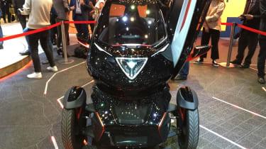 SEAT Minimo concept - Geneva full front