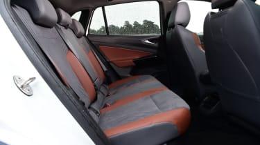 Volkswagen ID.4 - rear seats