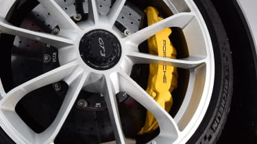 Porsche 911 GT3 - wheel
