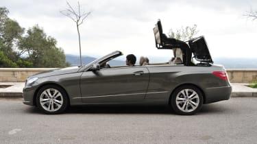Mercedes E500 Cabriolet