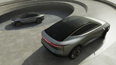 Nissan IM concept - above