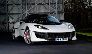 lotus Evora Sport 410 Bond's Esprit tribute