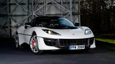lotus Evora Sport 410 Bond's Esprit tribute
