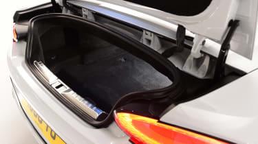 Bentley Continental GTC - studio boot