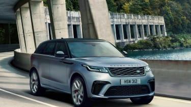 Range Rover Velar SVAutobiography - front action